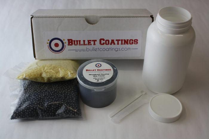 moly wax bullet coating